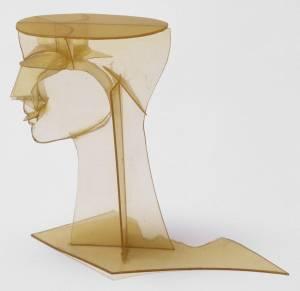 Antoni Pevsner, Testa, 1923-34, Tate Gallery, Londra